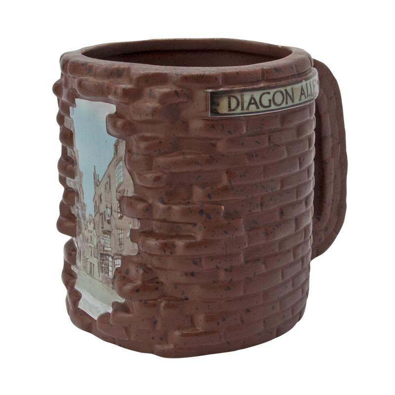 HARRY POTTER - Mug 500ml 3D - Chemin de Traverse_1