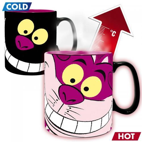 ALICE - Mug thermoréactif - 460 ml - Cheshire