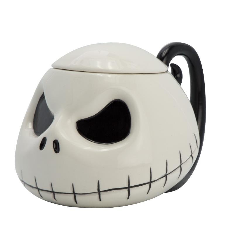 NIGHTMARE BEFORE CHRISTMAS - Mug 3D 450 ml - Jack_1