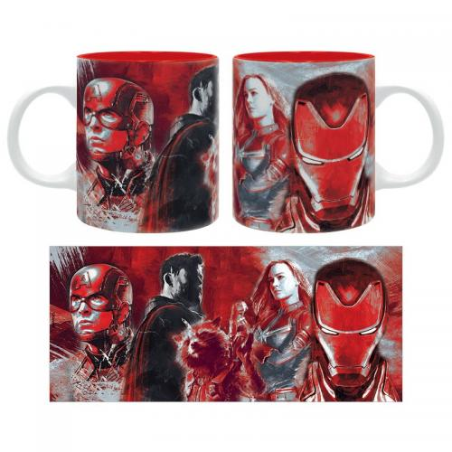 MARVEL - Mug 320 ml - Avengers - Subli
