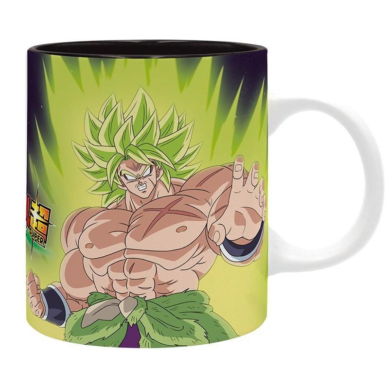 DRAGON BALL BROLY - Mug 320 ml - Broly Goku Vegeta