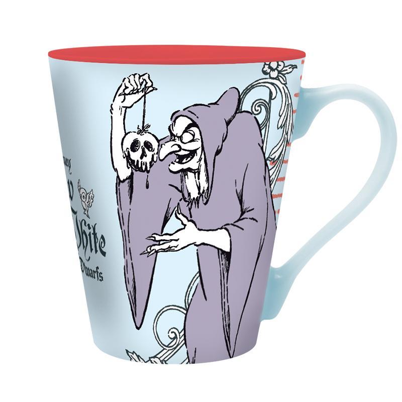 DISNEY - Mug 340 ml - Blanche Neige & Sorcière