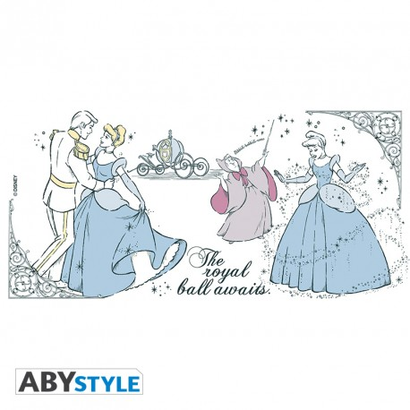 Mug Cendrillon Bal 340 ShopforgeekDisney Royal Ml W29HYEDI