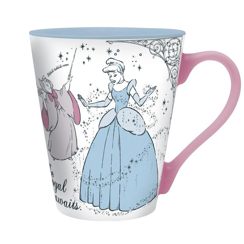 DISNEY - Mug 340 ml - Cendrillon Bal Royal