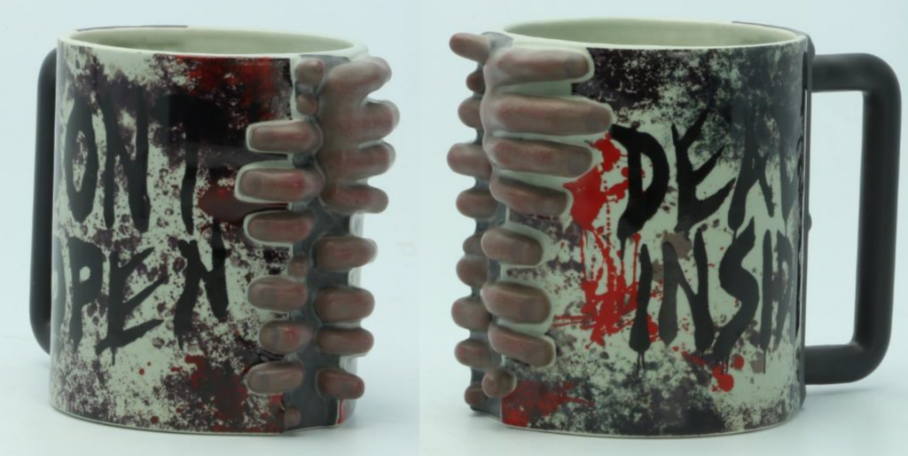 WALKING DEAD - Mug 3D - Don't Open Dead Inside_2