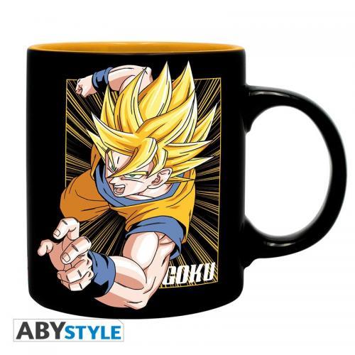 DRAGON BALL - Mug 320 ml - Goku & Vegeta