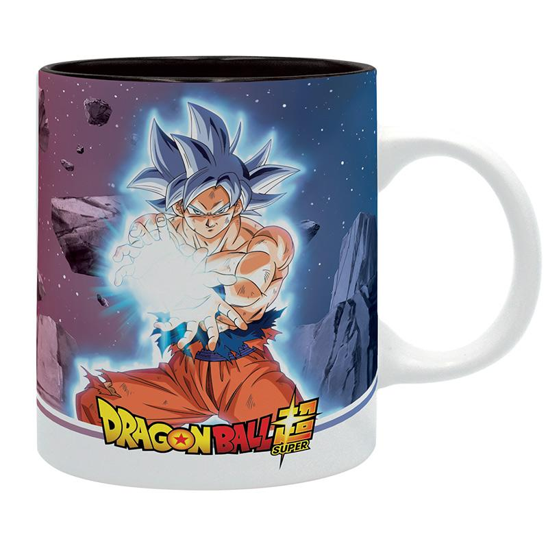 DRAGON BALL SUPER - Mug 320 ml - Goku UI Vs Jiren