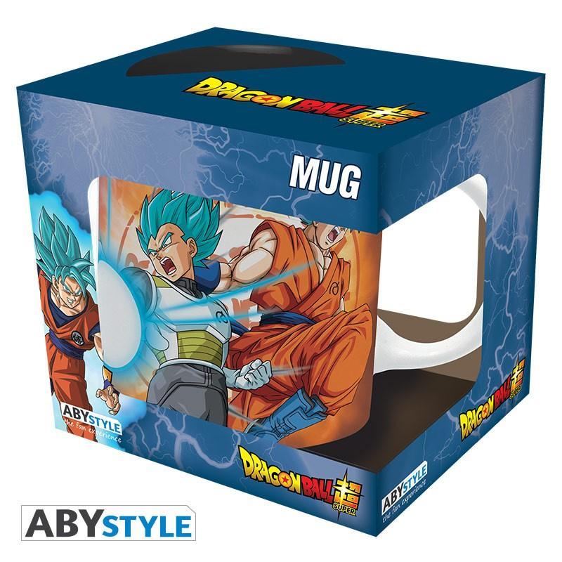 DRAGON BALL SUPER - Mug 320 ml - Saiyans Vs Freezer_4