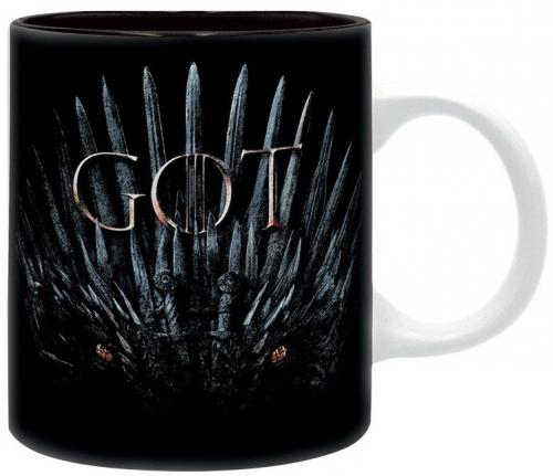 GAME OF THRONES - Mug 320 ml - For the Throne - Subli