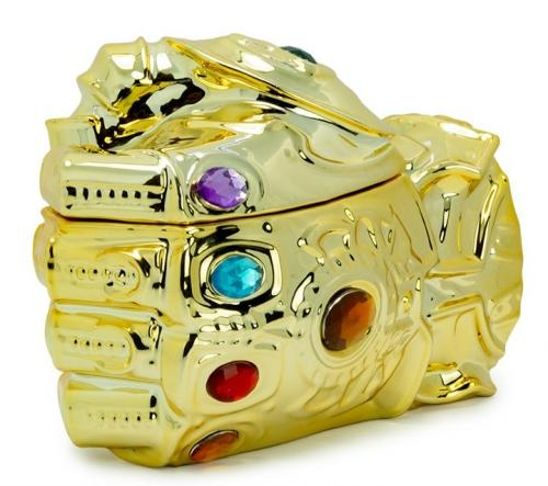 MARVEL - Mug 3D 500ml - Thanos Gant d'Infinité