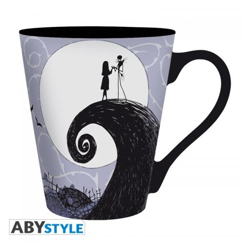 NIGHTMARE BEFORE XMAS - Mug 250 ml - Jack & Sally