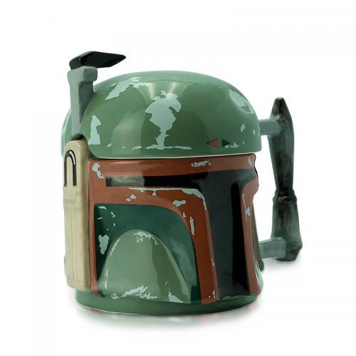 STAR WARS - Mug 3D 300ml - Boba Fett