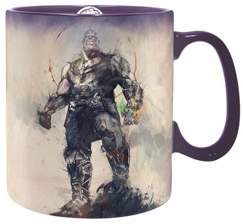 MARVEL - Mug 460 ml - Powerful Thanos