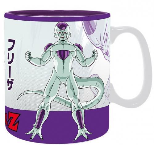 DRAGON BALL - Goku VS Freezer - Mug 460ml