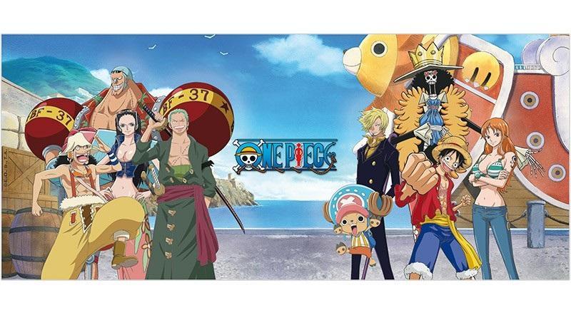 ONE PIECE - Luffy's Crew - Mug 320 ml_3