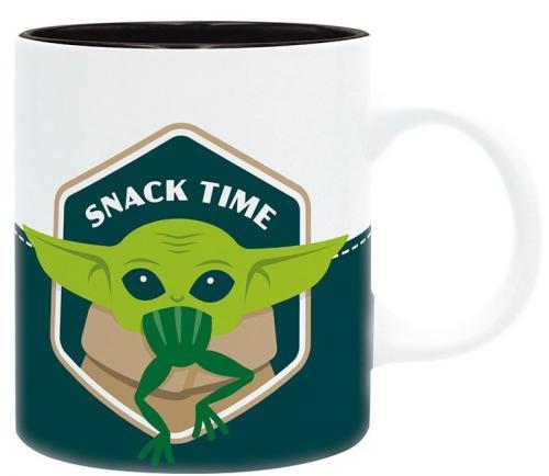 THE MANDALORIAN - Snack Time - Mug 320 ml