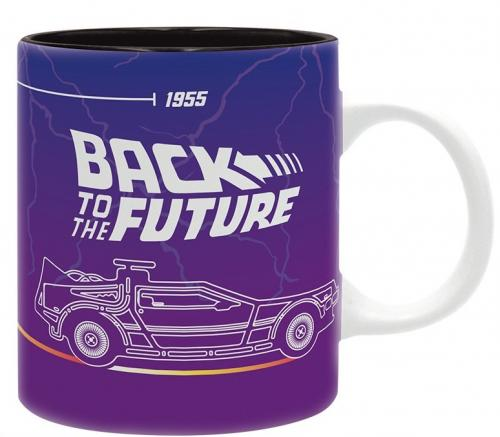RETOURS VERS LE FUTUR - 1.21 Giga-Watts - Mug 320 ml