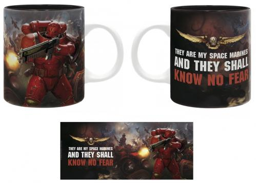 WARHAMMER 40K - Blood Angels - Mug 320ml