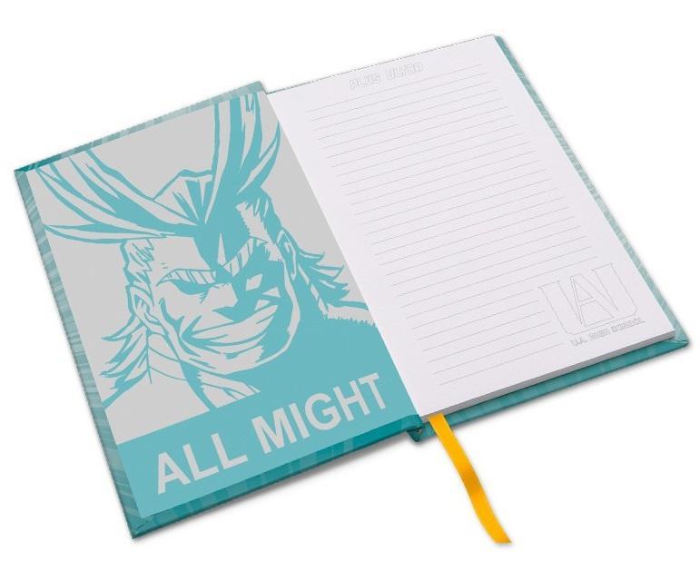 MY HERO ACADEMIA - Héros - Notebook A5_3