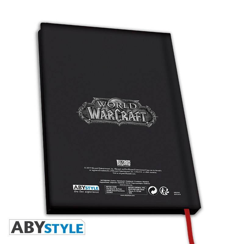 WOW - Notebook A5 - Horde_2
