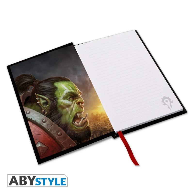 WOW - Notebook A5 - Horde_4