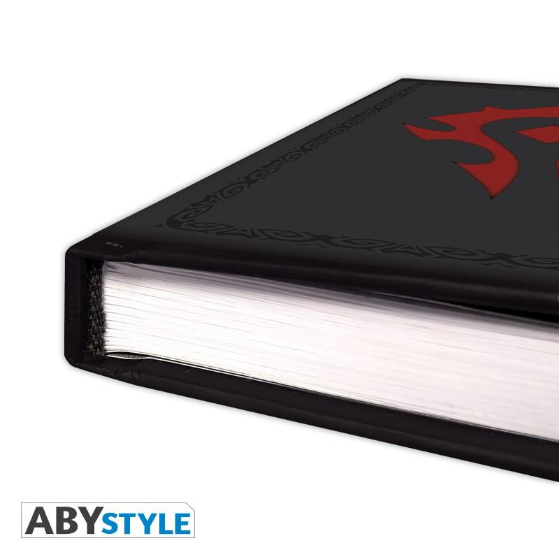 WOW - Notebook A5 - Horde_6