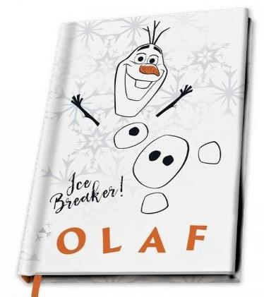 DISNEY - Olaf - Notebook A5_1