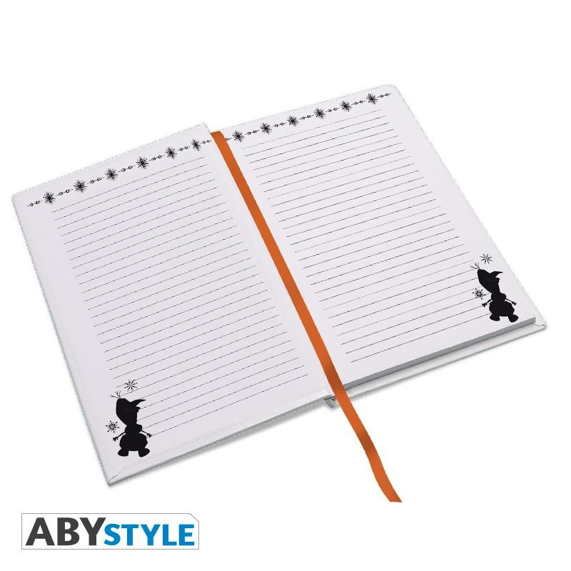 DISNEY - Olaf - Notebook A5_4