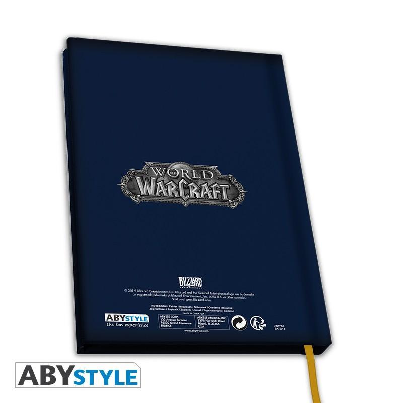 WOW - Notebook A5 - Alliance_2