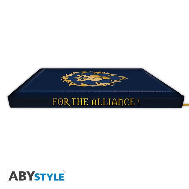 WOW - Notebook A5 - Alliance_3