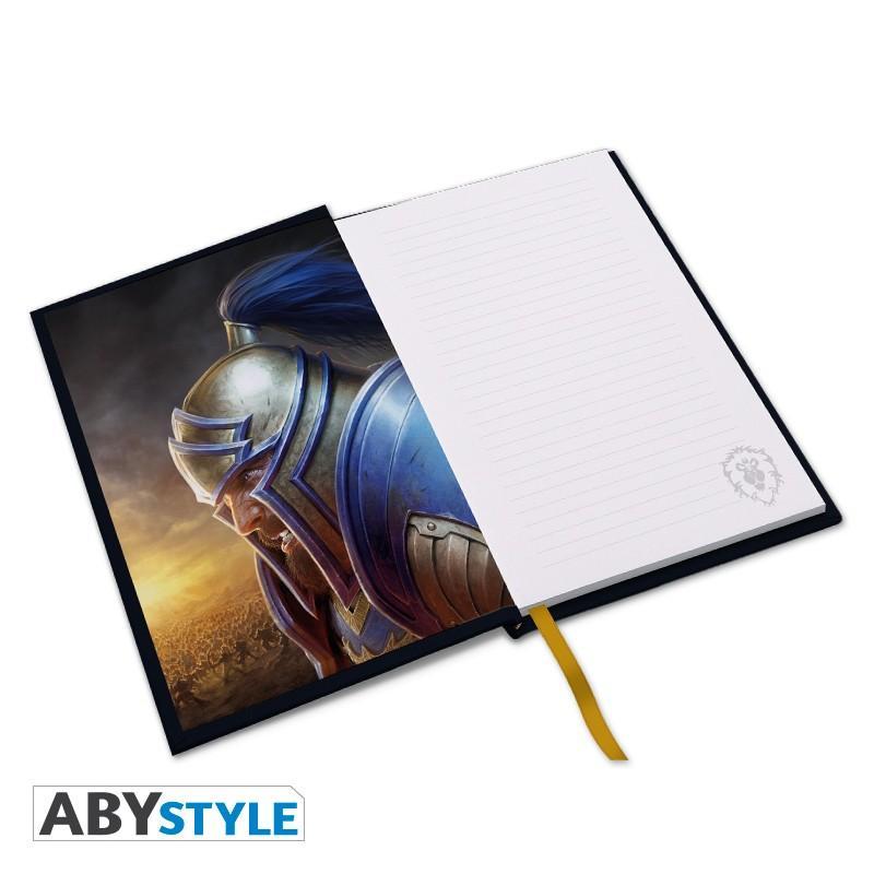 WOW - Notebook A5 - Alliance_4