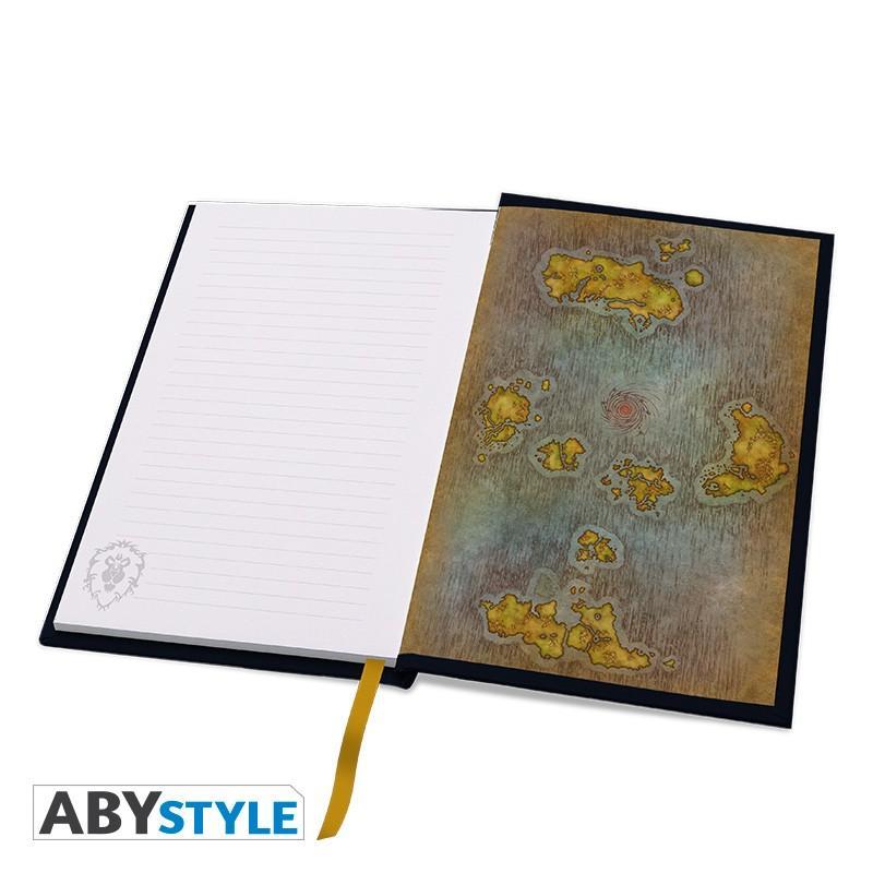 WOW - Notebook A5 - Alliance_5