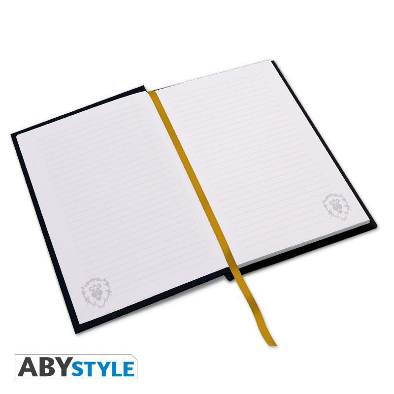 WOW - Notebook A5 - Alliance_6