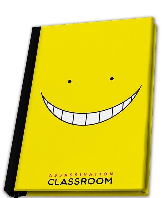 ASSASSINATION CLASSROOM - Koro-sensei - Notebook A5_1