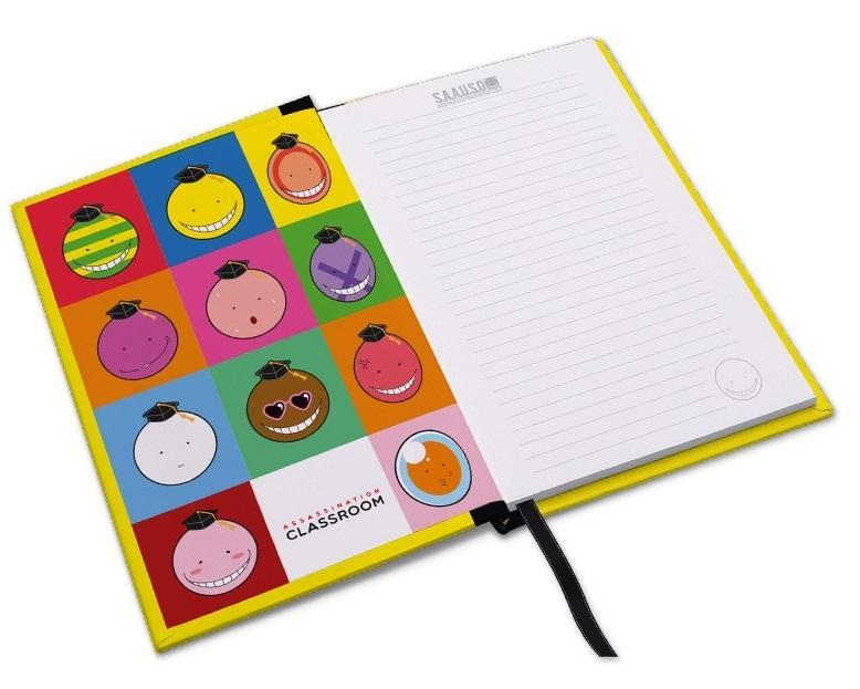 ASSASSINATION CLASSROOM - Koro-sensei - Notebook A5_3
