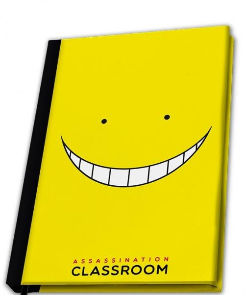 ASSASSINATION CLASSROOM - Koro-sensei - Notebook A5