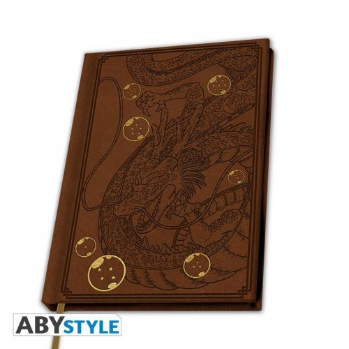 DRAGON BALL - Shenron - Notebook A5 Premium