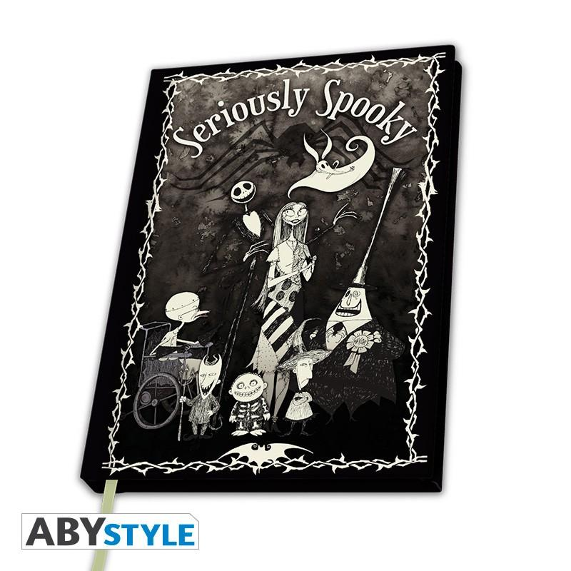 NBX - Seriously Spooky - Notebook A5_1