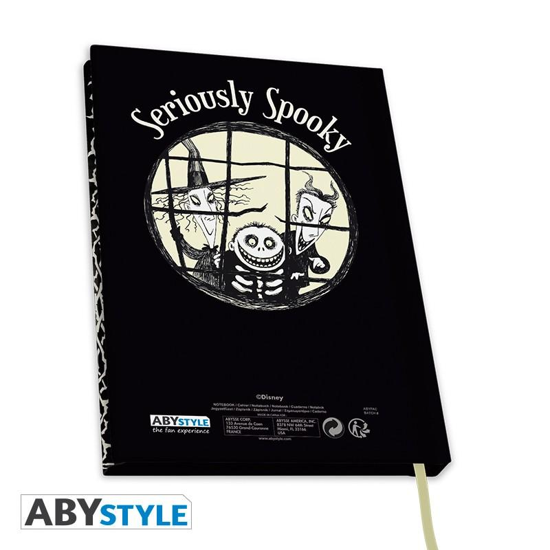 NBX - Seriously Spooky - Notebook A5_2