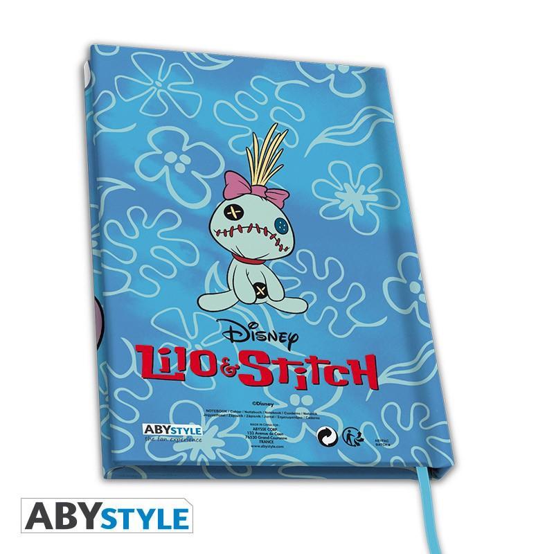 DISNEY - Stitch - Notebook A5_2