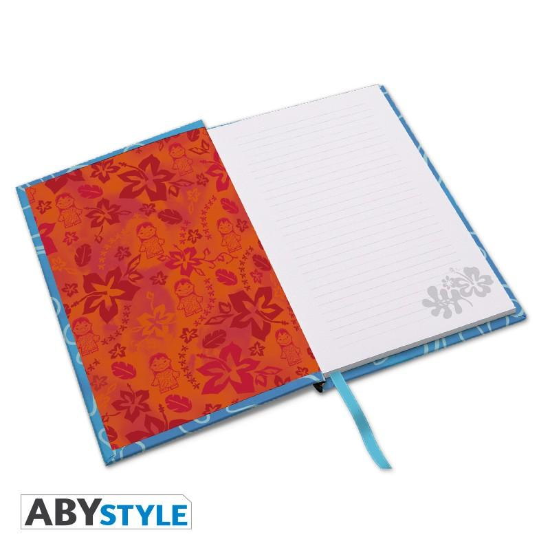 DISNEY - Stitch - Notebook A5_3