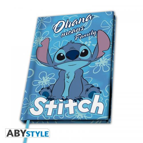DISNEY - Stitch - Notebook A5