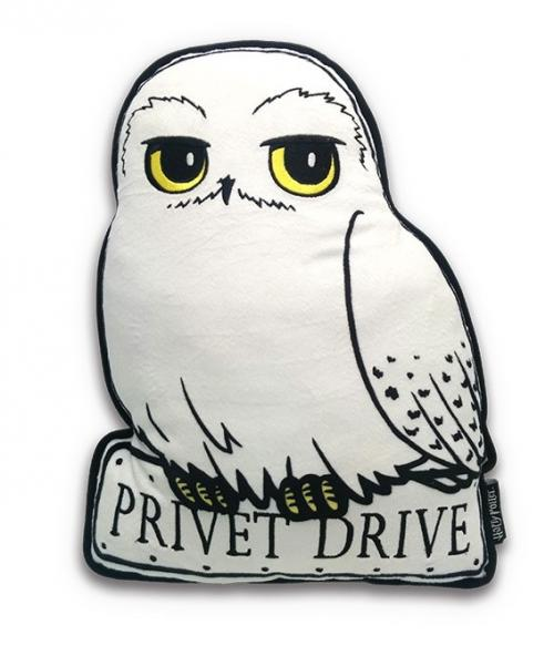 HARRY POTTER - Coussin - Hedwige