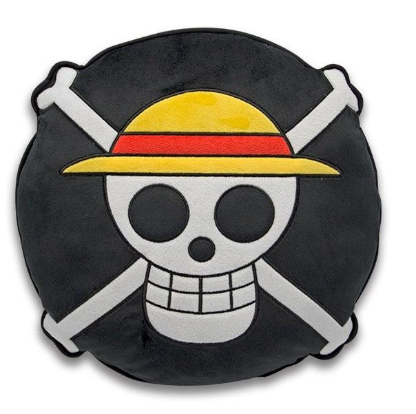 ONE PIECE - Coussin Skull_1