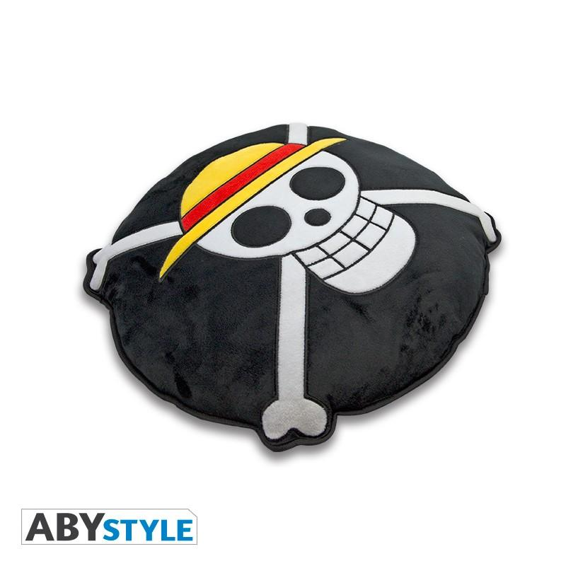 ONE PIECE - Coussin Skull_2