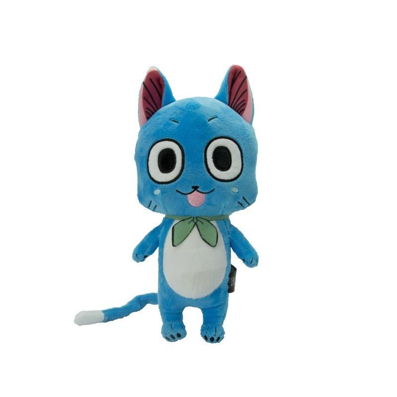 FAIRY TAIL - Peluche - Happy 25 cm