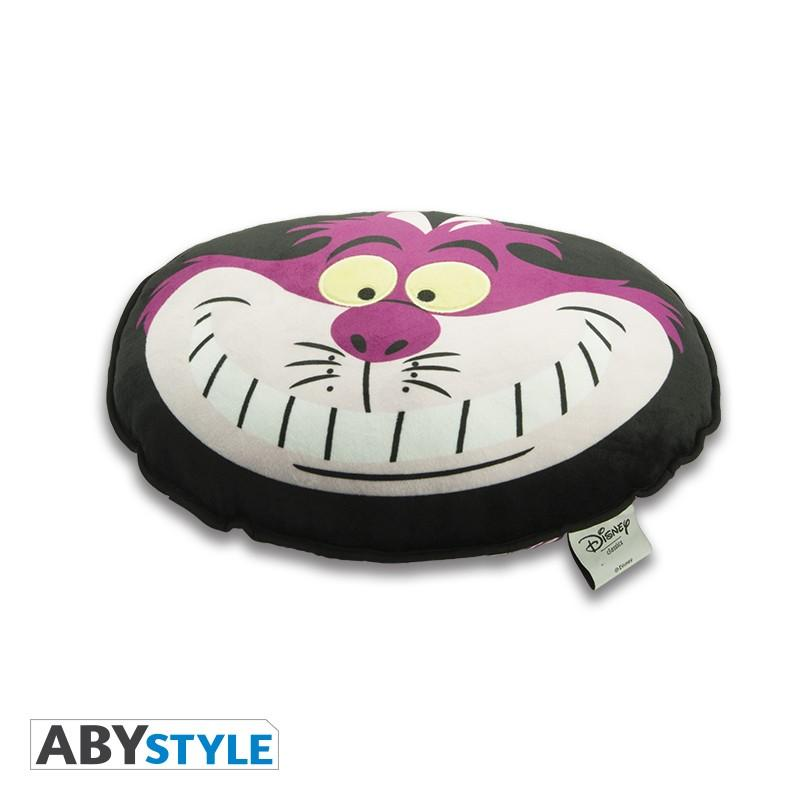 ALICE - Coussin - Chat du Cheshire_2
