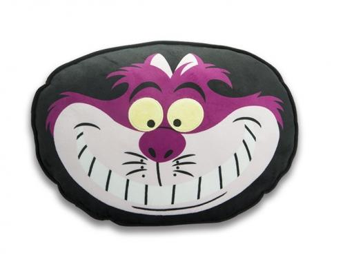 ALICE - Coussin - Chat du Cheshire