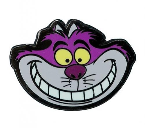 DISNEY - Pin's Alice - Chat de Cheshire