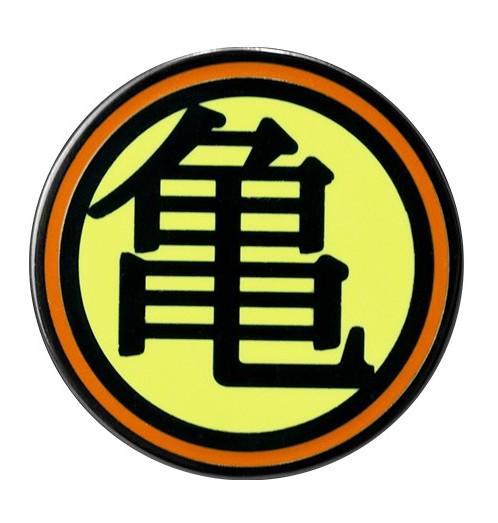 DRAGON BALL - Pin's Kame Symbol